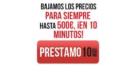 Créditos rápidos online - Prestamo10