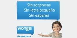 Créditos rápidos online - Wonga