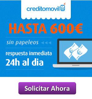 Créditos rápidos sin papeles en Creditomovil
